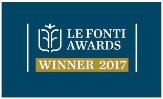 Le Fonti awards - winner 2017
