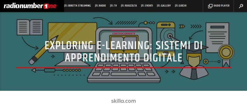 EXPLORING ELEARNING: SISTEMI DI APPRENDIMENTO DIGITALE