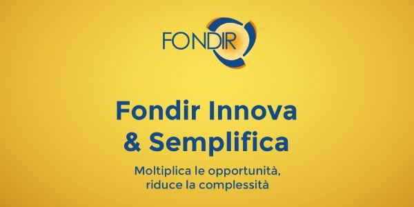 Fondir Innova&Semplifica: non perdere i prossimi workshop