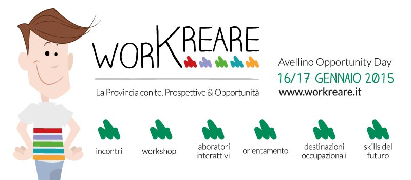 WORKREARE. The Province accompanies you. Prospects & Opportunities