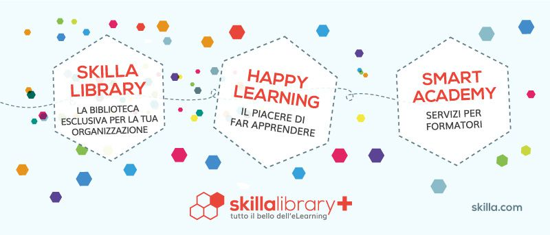 LOTS OF CUSTOMERS FOR SKILLALIBRARY+: ALL THAT'S GOOD ABOUT ELEARNING