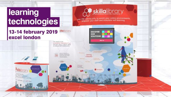 skilla al Learning Technologies 2019