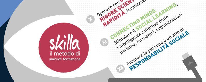 Due nuovi valori per il Manifesto skilla: Connecting Minds e Formazione come Responsabilità Sociale