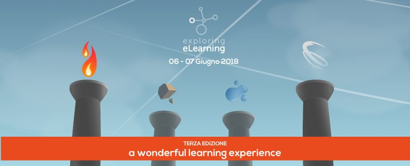 exploring eLearning 2018. A wonderful learning experience