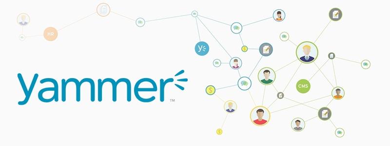 Comunicazione interna più coinvolgente con Yammer
