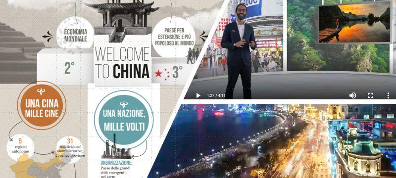 Italy China Academy: il nuovo percorso online, firmato skilla, per lavorare e comunicare con il mondo cinese