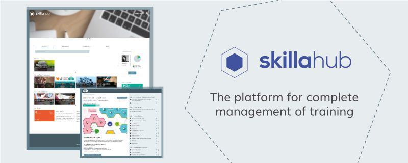 skillaHub: Do you know the new tools? The integrated training environment is constantly evolving technologically!
