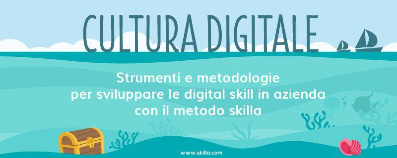 Creare e diffondere la cultura digitale