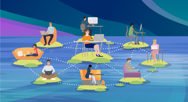 I tuoi Manager sanno gestire un team in smart working?