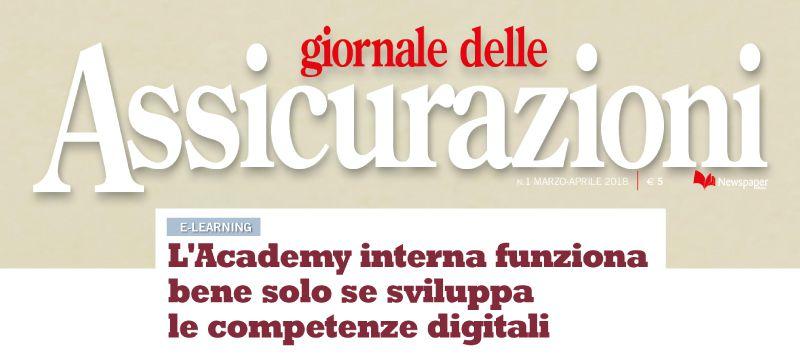 L'Academy interna funziona bene solo se sviluppa le competenze digitali