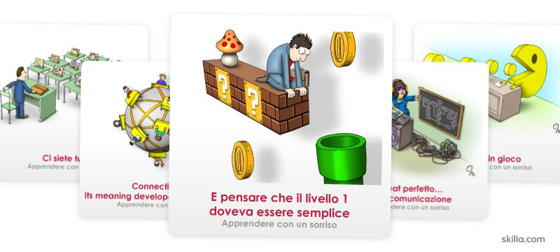 TRAIN THE TRAINER – OLTRE L'AULA: NUOVA PILLOLA SULLA GAMIFICATION