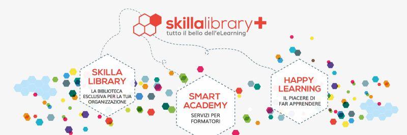 skillaLibrary+ è l'innovazione formativa del 2017: ecco perché