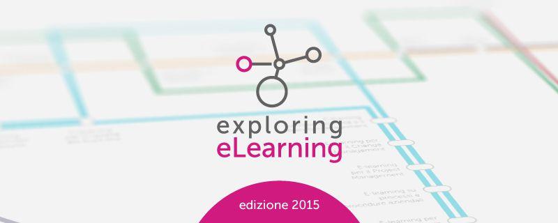 exploring eLearning - un'esperienza di conversazione amplificata