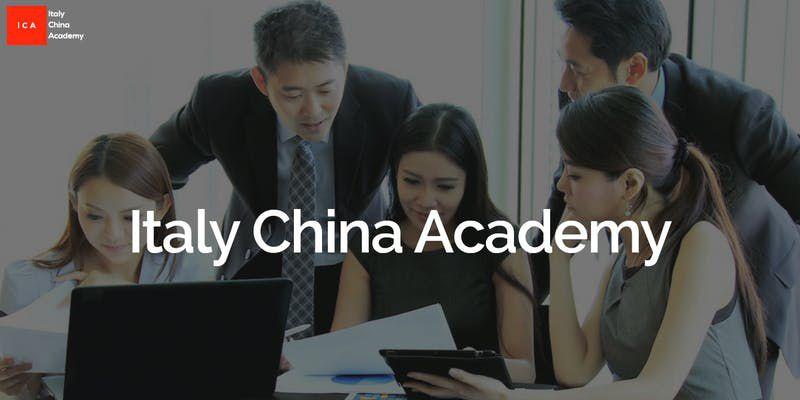 Workshop Italy China Academy - lavorare e comunicare con il mondo cinese