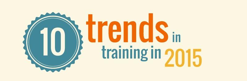 10 trends in training in 2015