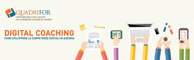 Digital Coaching - Come sviluppare le competenze digitali in azienda