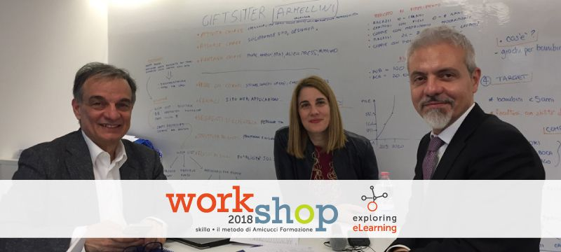 I workshop preparatori ad exploring eLearning del mese di marzo