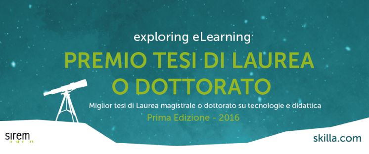 exploring eLearning Thesis Award