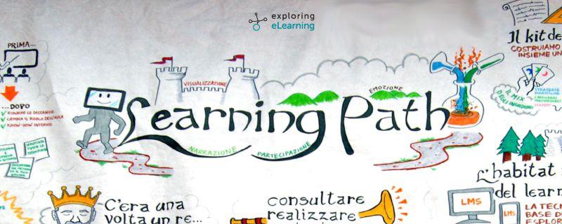 Il metodo dei learningPath: cronaca di un posterLab