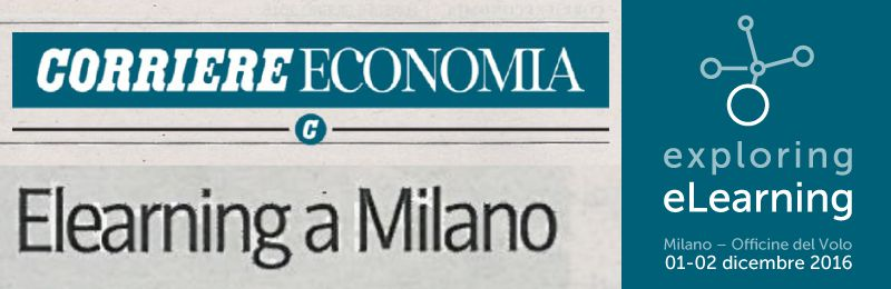 Elearning a Milano