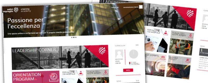E-Lerning Academy – Salini Impregilo