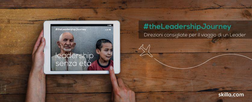 Direzioni consigliate per il viaggio di un Leader