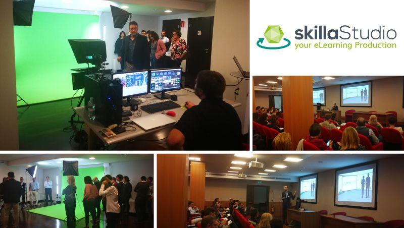 skillaStudio: la nuova tecnologia per la produzione ultrarapida di video corsi