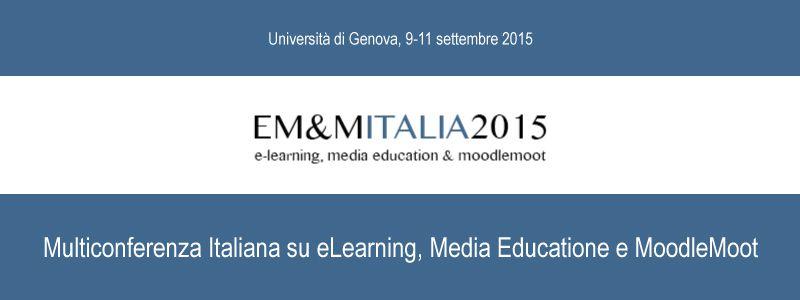 EM&M ITALIA 2015: AMICUCCI FORMAZIONE PRESENTS THE PLATFORMS FOR TRAINING AT EXPO 2015