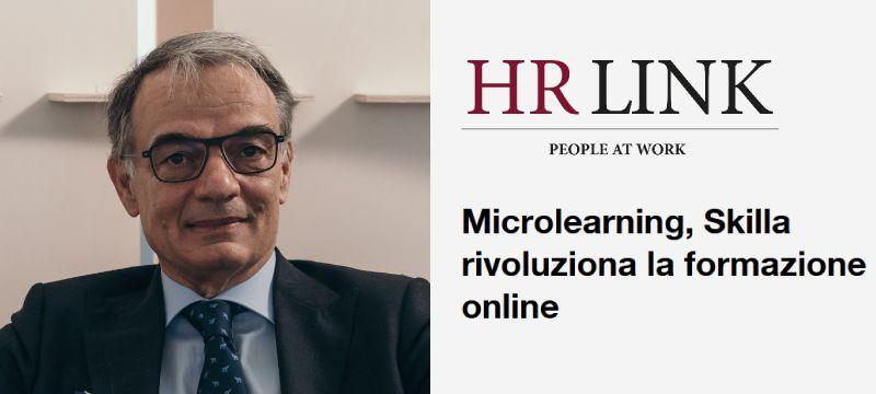 Microlearning, Skilla rivoluziona la formazione online
