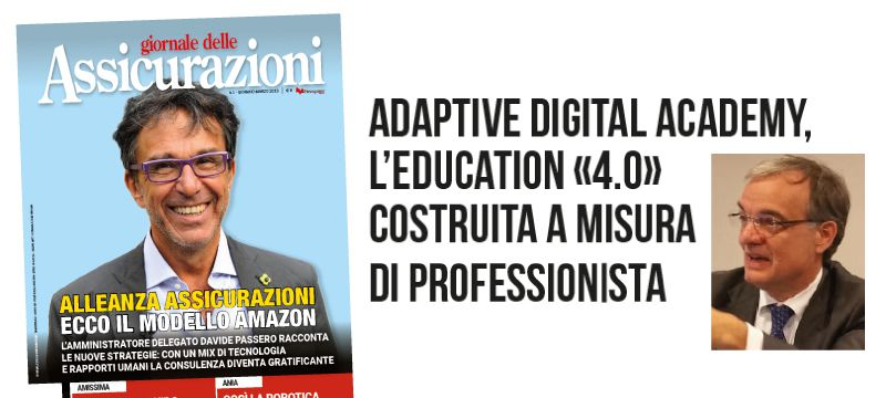 Adaptive Digital Academy, l'education «4.0» costruita a misura di professionista