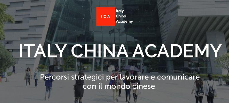 Italy China Academy fa parlare di sé