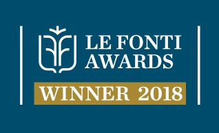 Le Fonti Awards - winner 2018