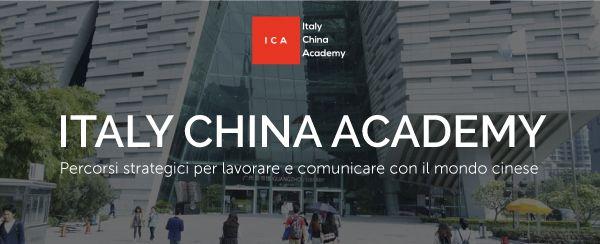 Italy China Academy, percorsi strategici per lavorare e comunicare con il mondo cinese