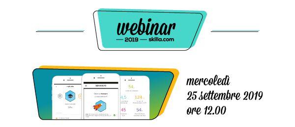 Webinar skilla: DigitalJourney. L'app per sviluppare competenze digitali in modo semplice e a piccole dosi