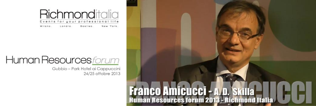 Richmond Italia. Human Resources forum 2013