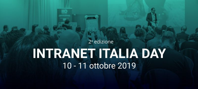 SKILLA PARTNER DI INTRANET ITALIA DAY