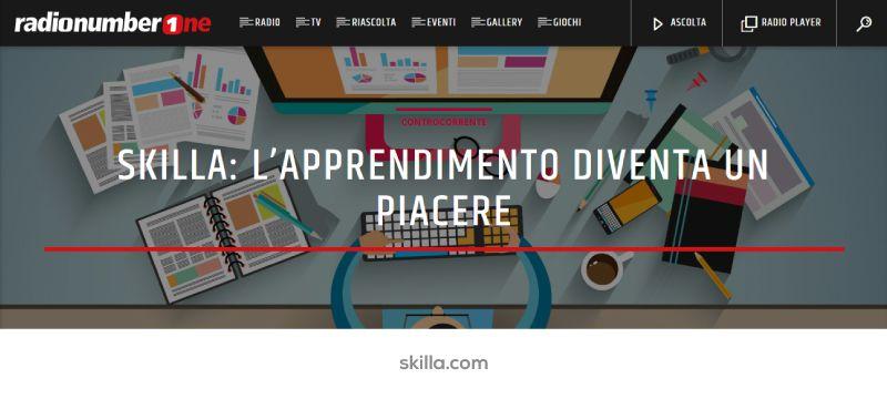 Skilla: l'apprendimento diventa un piacere