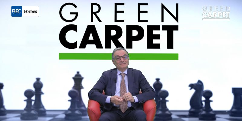 FRANCO AMICUCCI SUL GREEN CARPET