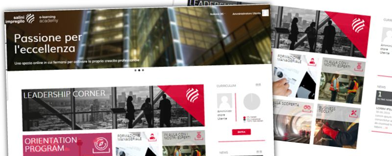 E-Learning Academy – Salini Impregilo
