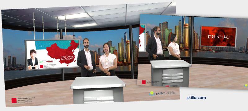 Nuova partnership con la Fondazione Italia Cina