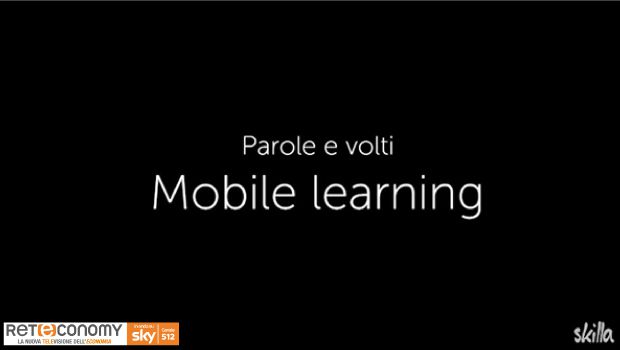 PAROLE E VOLTI – Mobile Learning